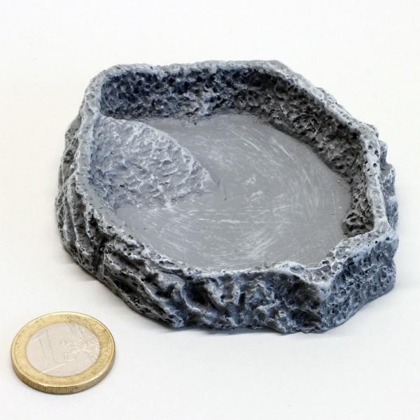 JBL Napf für Terrarien ReptilBar grau