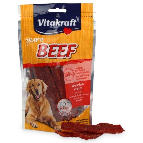 Vitakraft pure Beef Rindfleischstreifen