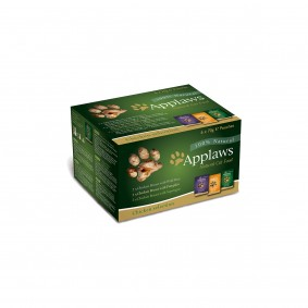 Applaws Cat PB Mix Pack Huhn
