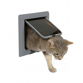 Trixie Katzentür Freecat de Luxe