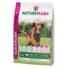Eukanuba NaturePlus+ Junior Lamm