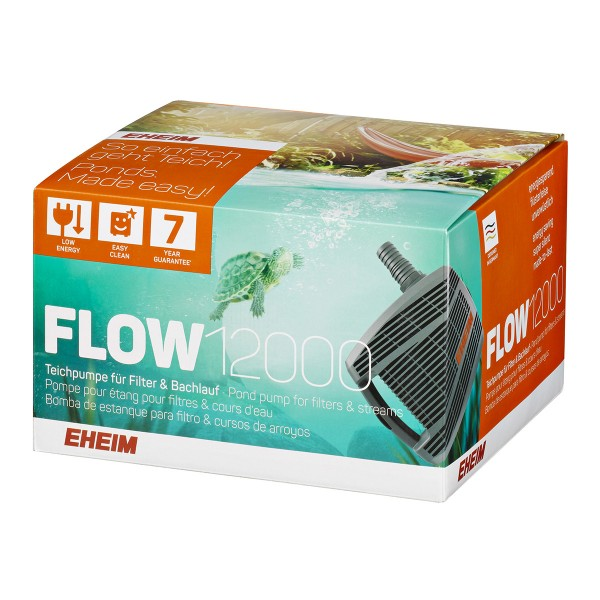Teichpumpe Flow - 12000