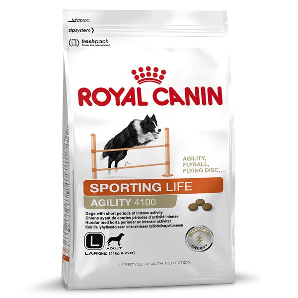 Royal Canin Hundefutter Sporting Life Agility Large Dog