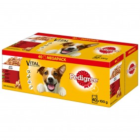 Pedigree Adult multipack v želé