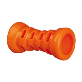 Trixie Soft & Strong Knochen TPR orange