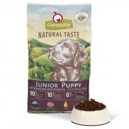 GranataPet Natural Taste Junior/Puppy
