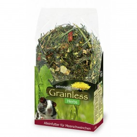JR Farm Meerschweinchen-Futter Grainless Herbs 5kg