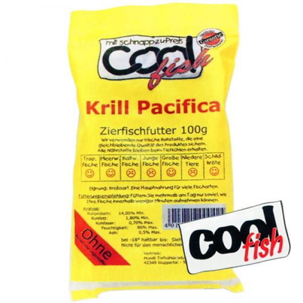Cool Fish Frostfutter Krill Pacifica - 30x100g