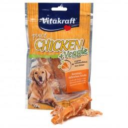 Vitakraft Hundesnack Chicken Veggie Karottenstick und Hühnchen