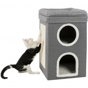 Trixie Cat Tower Saul