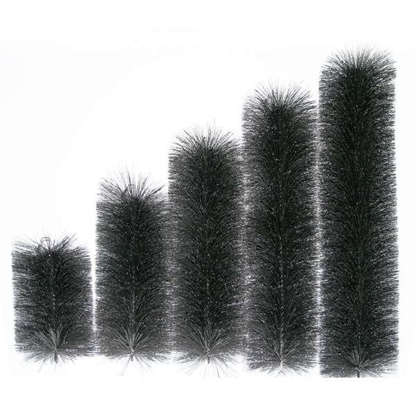 AquaLogistik Filterbürsten Durchmesser 10cm