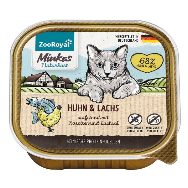 Minkas Naturkost Adult Huhn & Lachs